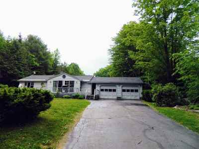Belmont Single Family Home Active Under Contract: 190 Horne Road