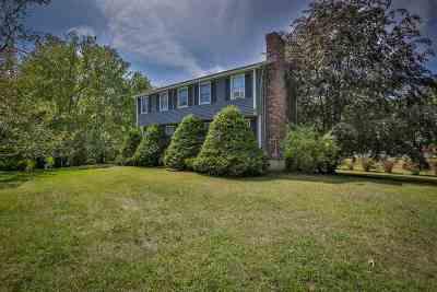 Salem Single Family Home For Sale: 75 Bluff Street