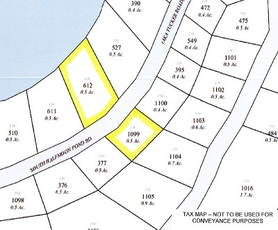 Grafton Residential Lots & Land For Sale: Tucker Road