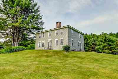 Littleton NH Single Family Home For Sale: $396,000