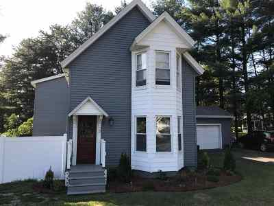 Concord Single Family Home For Sale: 3 Branch Turnpike
