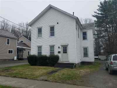 Poultney Multi Family Home For Sale: 333 Bentley Avenue