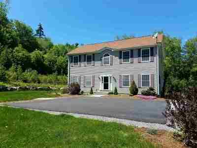 Center Harbor Single Family Home For Sale: 49 Whittier Highway