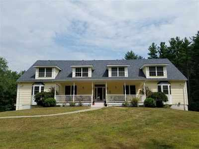 Derry Single Family Home For Sale: 10 Gill Road