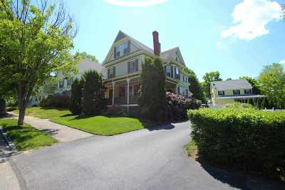 Dover Multi Family Home For Sale: 28 West Concord Street