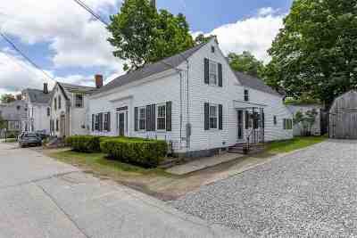 Exeter Multi Family Home Active Under Contract: 6 Maple Street