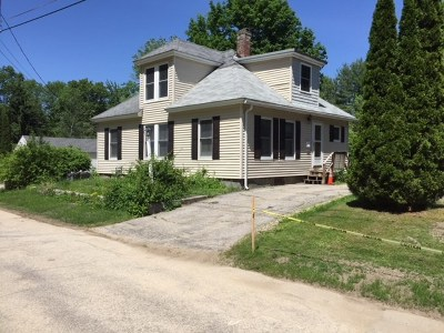 Concord Single Family Home For Sale: 16.5 Gladstone Street