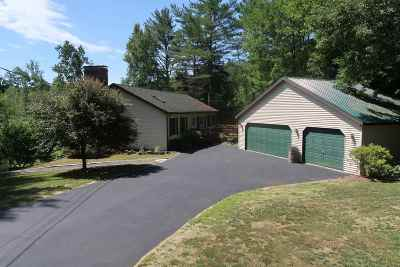 Campton Single Family Home For Sale: 205 Beaver Brook Road