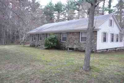 Hampton Single Family Home For Sale: 37 Barbour Road