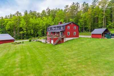 Lyman Single Family Home For Sale: 150 Quebec Road