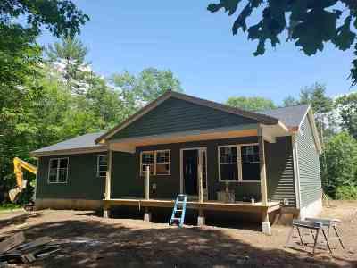 Barrington Single Family Home For Sale: Hall Road Road #7-1
