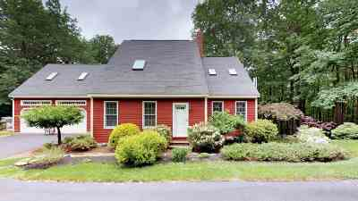 Bow Single Family Home Active Under Contract: 3 Van Ger Drive