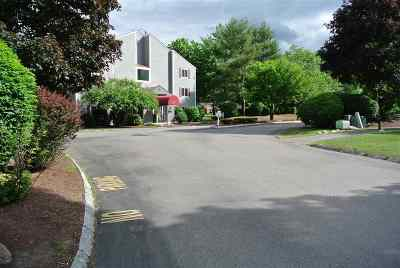 Concord Condo/Townhouse Active Under Contract: 120 Fisherville Road #165