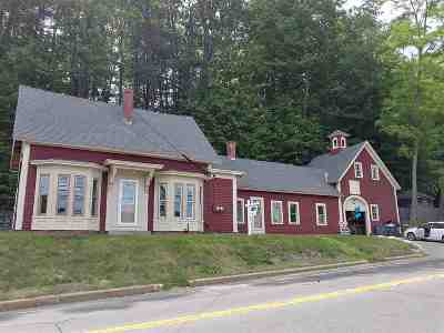 Hooksett Single Family Home Active Under Contract: 454 West River Road