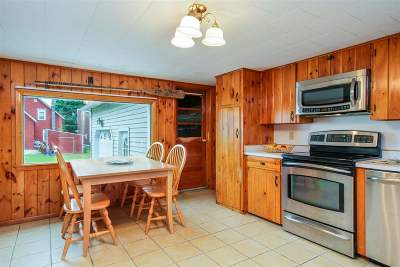 St. Albans Town Single Family Home For Sale: 8 Adams Street