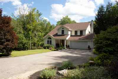 Meredith Single Family Home For Sale: 211 Pinnacle Park Road
