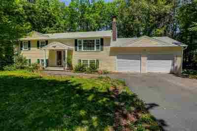 Merrimack Single Family Home For Sale: 28 Maidstone Drive