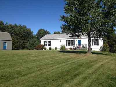 Norwich Single Family Home For Sale: 47 Bullock Road