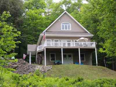Orleans County Single Family Home For Sale: 597 Sugar Bush Road