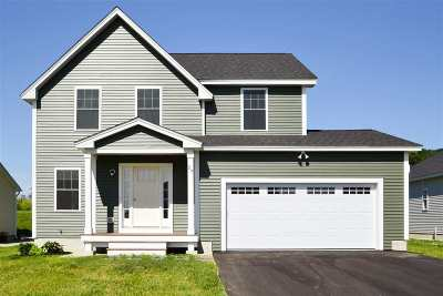 Somersworth Single Family Home For Sale: Lot 56 Sunningdale Drive #56