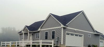 Somersworth Single Family Home For Sale: Lot 52 Sunningdale Drive #52