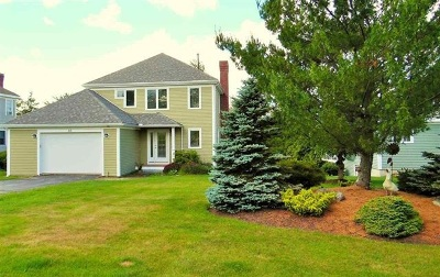 Bridgewater Single Family Home For Sale: 65 Pasquaney Lane #5