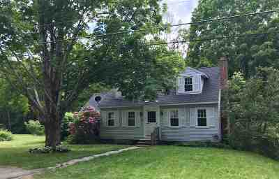 Franklin Single Family Home For Sale: 26 Hampshire Drive
