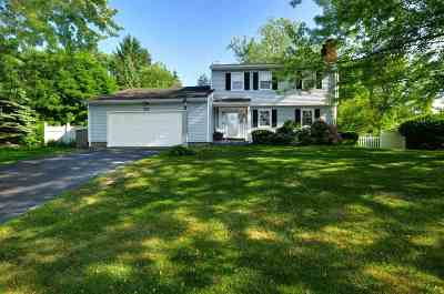 Manchester Single Family Home For Sale: 55 Brae Burn Drive