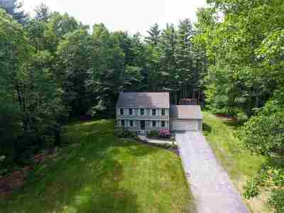 Stratham Single Family Home Active Under Contract: 28 Dumbarton Oaks Road