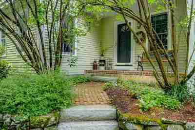 Amherst Single Family Home For Sale: 89 Horace Greeley Road