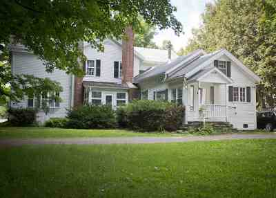 Williston Single Family Home For Sale: 7997 Williston Road