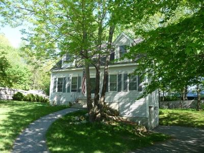 Pembroke Single Family Home Active Under Contract: 13 Peaslee Drive