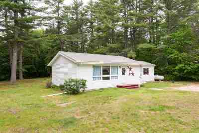 Barrington Single Family Home Active Under Contract: 383 Parker Mountain Road