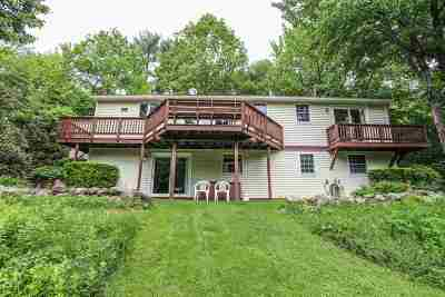 Epsom Single Family Home Active Under Contract: 36 Chestnut Pond Road