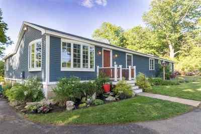 Single Family Home For Sale: 7 Winnicut Road