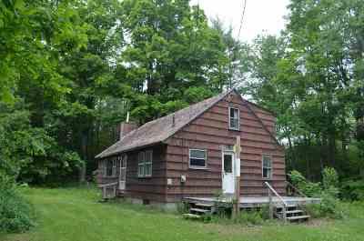 Hopkinton Single Family Home For Sale: 586 Kearsarge Avenue