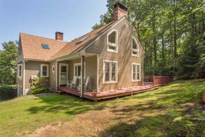 Strafford Single Family Home For Sale: 99 Browns Pasture Road