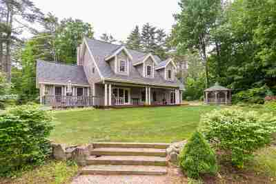 Moultonborough Single Family Home For Sale: 9 #13 Clubhouse Drive #Slip #13