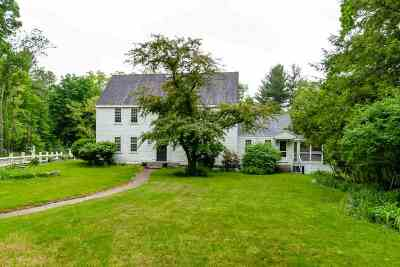 Amherst Single Family Home For Sale: 232 Boston Post Road