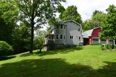 Middlebury Single Family Home Active Under Contract: 413 Halpin Road
