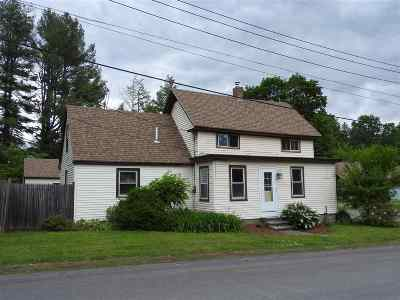 Concord Single Family Home Active Under Contract: 13 Tuttle Street