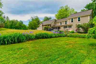 Amherst Single Family Home For Sale: 99 Spring Road