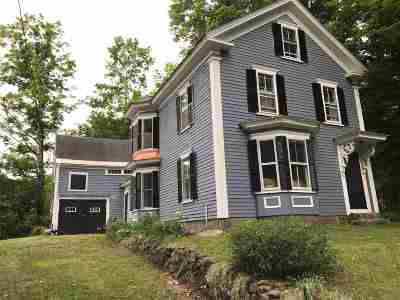 Francestown Single Family Home For Sale: 54 New Boston Road