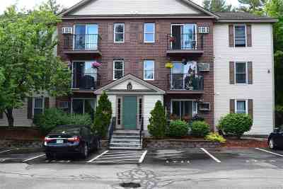 Merrimack Condo/Townhouse For Sale: 17 Kimberly Drive #33