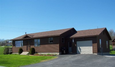 Swanton Single Family Home For Sale: 115 Woods Hill Road