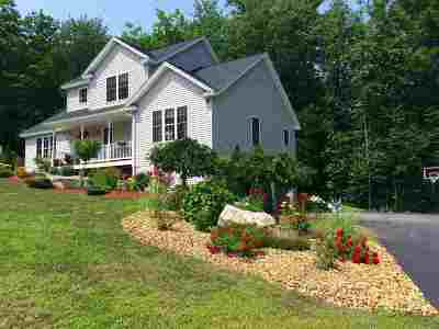 Laconia Single Family Home For Sale: 35 Sterling Drive