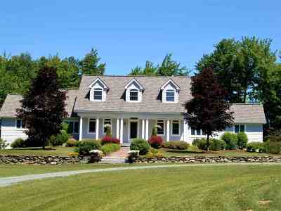 Franconia Single Family Home For Sale: 405 Old County Road