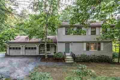 Londonderry Single Family Home Active Under Contract: 63 Alexander Road