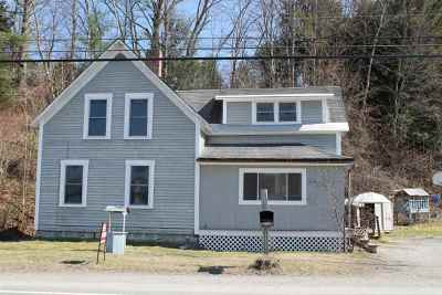 Lisbon Single Family Home For Sale: 400 Route 302