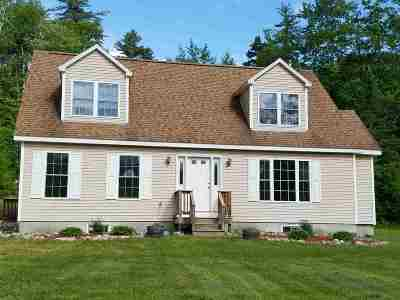 Campton Single Family Home For Sale: 20 Ryder Road
